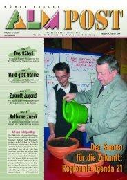 Ausgabe 4 - Mühlviertler Alm