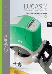 Instrucciones de uso ES - Lucas CPR