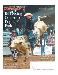 Bull Riding Comes to Frying Pan Park - The Connection Newspapers