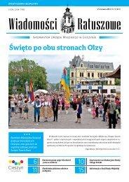 21 czerwca 2013.pdf - Cieszyn.pl