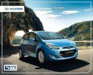 Hyundai ix20 brosjyre