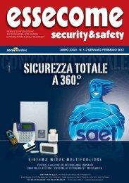 Essecome 1/2 2012 - Securindex
