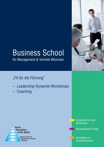 Unser PDF-Dokument zu diesen Seiten - Business School für ...