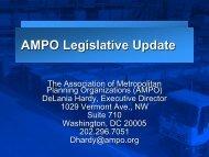 AMPO Legislative Update - New York State Association of ...