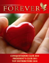 02. 2011. - Forever Living Products