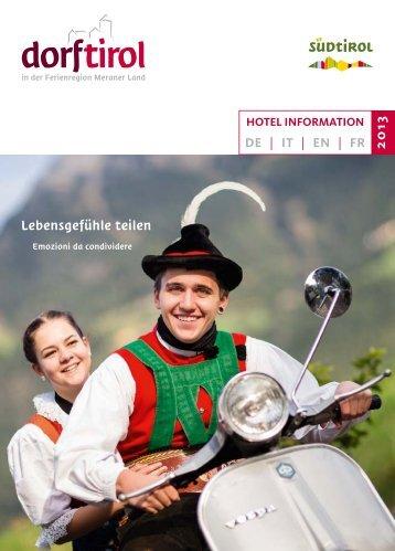 Scarica PDF - Dorf Tirol