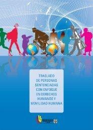 folleto: traslado de personas sentenciadas con enfoque en ...