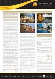 Reviewed Preliminary Financial Results - Tsogo Sun