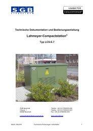 Lahmeyer-Compactstation®