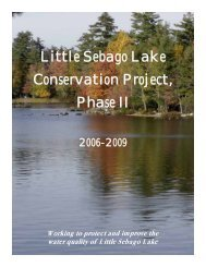 Conservation Project Phase II Brochure - Cumberland County Soil ...