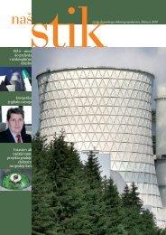 Ustavitev ali nadaljevanje projekta gradnje elektrarn na ... - dLib.si