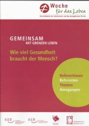 als PDF herunterladen - forum erwachsenenbildung evangelisches ...