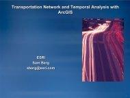 Network Datasets