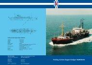 Trailing suction hopper dredger 'RIJNDELTA' - Dredgepoint