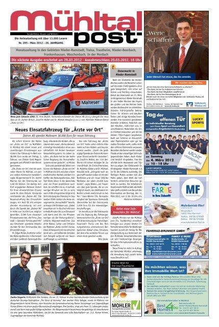 März 2012 - Mühltalpost