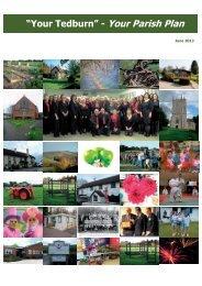 Tedburn St Mary Parish Plan.pdf - Community Council of Devon