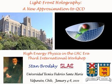 Light-Front Holography and Novel Collider Physics