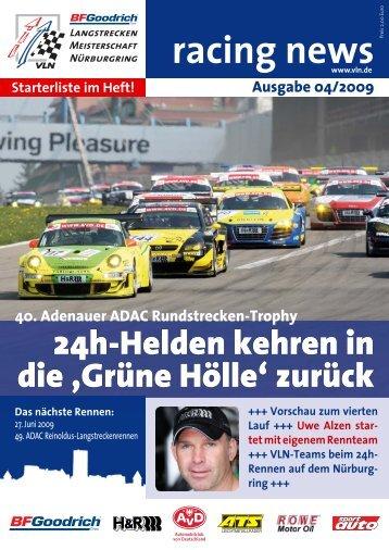 VLN Racing News (pdf)