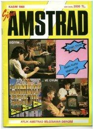 Sizin Amstrad - Sayi 02 (Kasim 1988).pdf - Retro Dergi