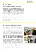 Rückblick 1. Juli 2010 - Kulturbüro Münsterland - Seite 3