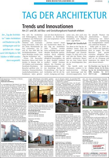 Trends und Innovationen