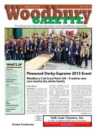 to view the February 28, 2013 issue. - Woodbury Gazette