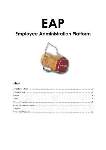 Employee Administration Platform