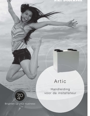 849050620-1209 Artic installateurs StorkAir_nl.indd - J.E. StorkAir