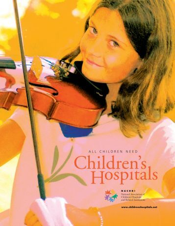 Children Need Children's Hospitals - SUNY Upstate Medical ...