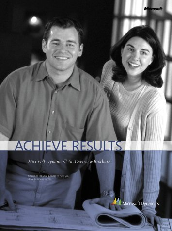 ACHIEVE RESULTS - SSi Consulting