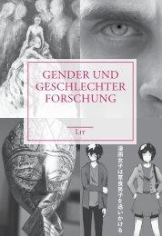 GENDER UND GESCHLECHTER FORSCHUNG - LIT Verlag