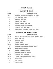2012 Sales Listings - Lincoln County, Oregon