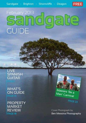 February 2013 (6MB) - Sandgate.com.au