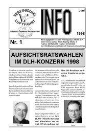 VL-Info - Vereinigung Luftfahrt eV