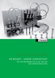 KÜHLMITTELSYSTEME - Friedrich Britsch GmbH & Co. KG