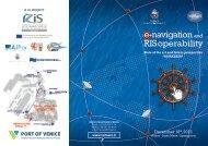 e-navigation and RIS operability