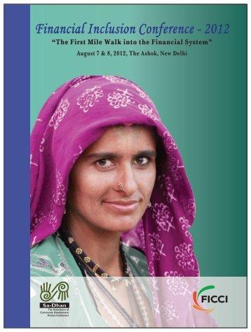 Conference brochure - Sa-Dhan