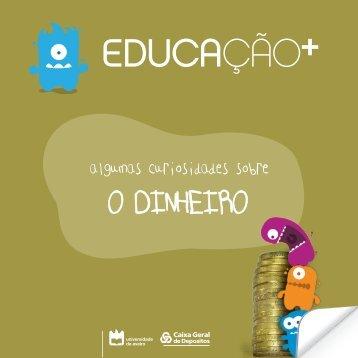 O DINHEIRO - PmatE - Universidade de Aveiro
