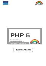 PHP 5 - Markt und Technik