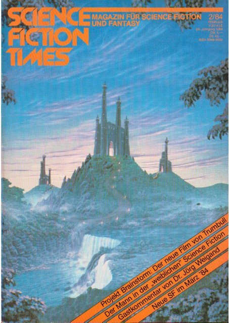 SFT 2/84 - Science Fiction Times