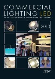 professionelles led-licht für den messe- und ladenbau