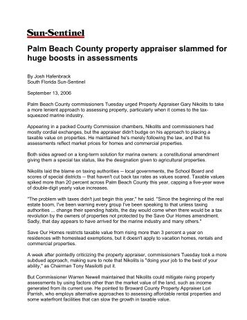 Erie County Property Appraiser Pa