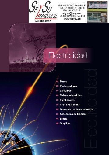 CATALOGO FAHERMA ELECTRICIDAD