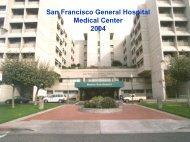 2003-04 Annual Report - San Francisco Department of Public Health