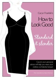 Caryn Franklin's How to Look Good