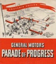 General Motors Parade of Progress - GM Heritage Center