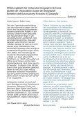 GeoAgenda - Verband Geographie Schweiz - Seite 3
