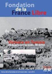 juin 2013 - Fondation de la France Libre