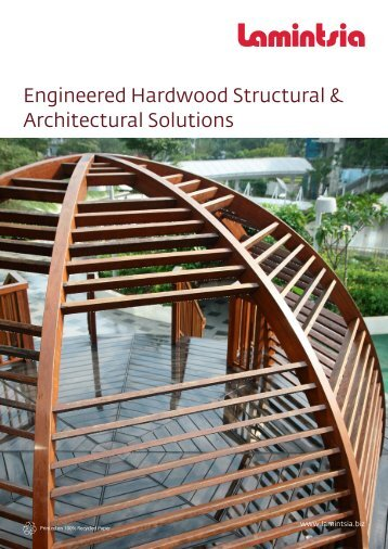 Engineered Hardwood Structural & Architectural Solutions - Venturer