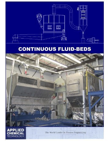 Continuous fluid beds.pub - Applied Chemical Technology, Inc.